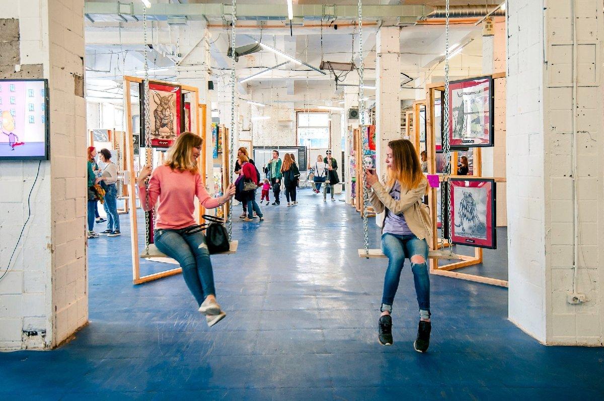 Большой Городской Арт-фестиваль художников 2021