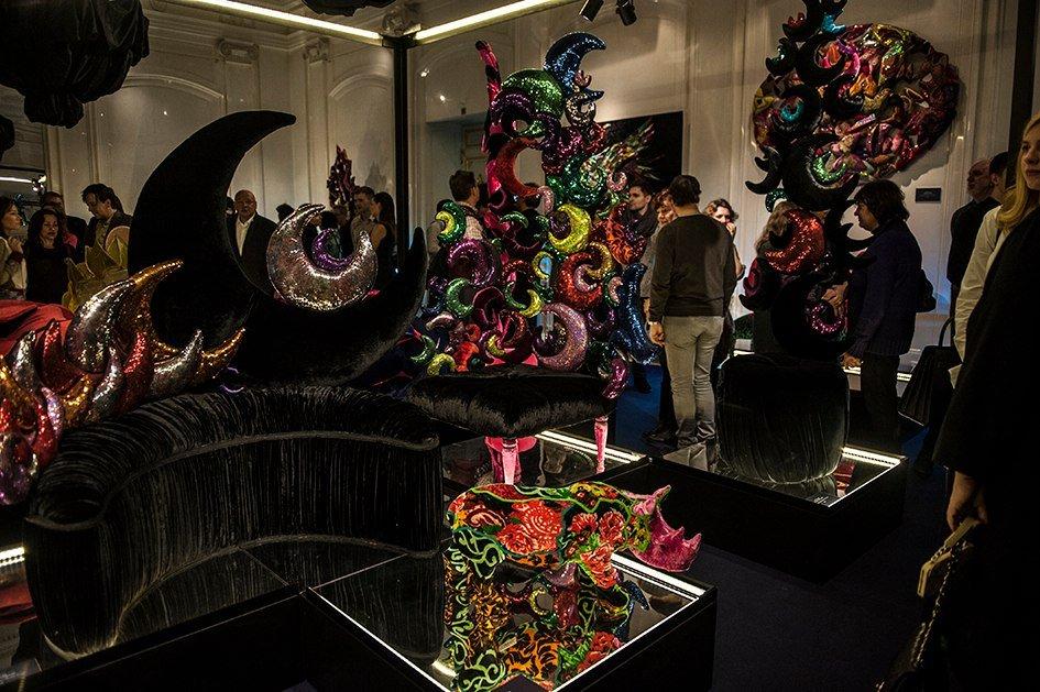 Выставка «Сад наслаждений Карлы Толомео»