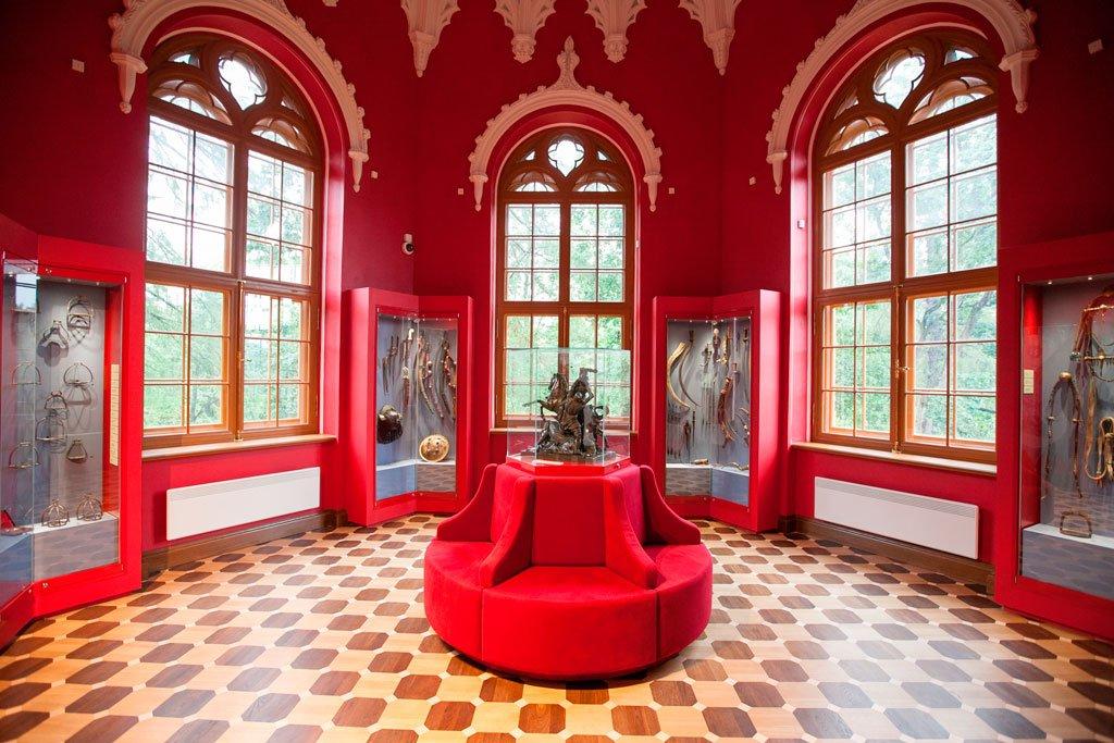 Музей «Царскосельский Арсенал. Императорская коллекция оружия»