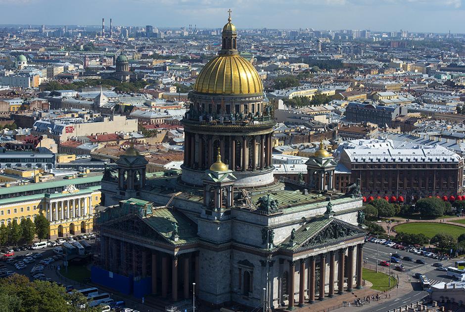 Дни исторического наследия вСанкт-Петербурге 2018