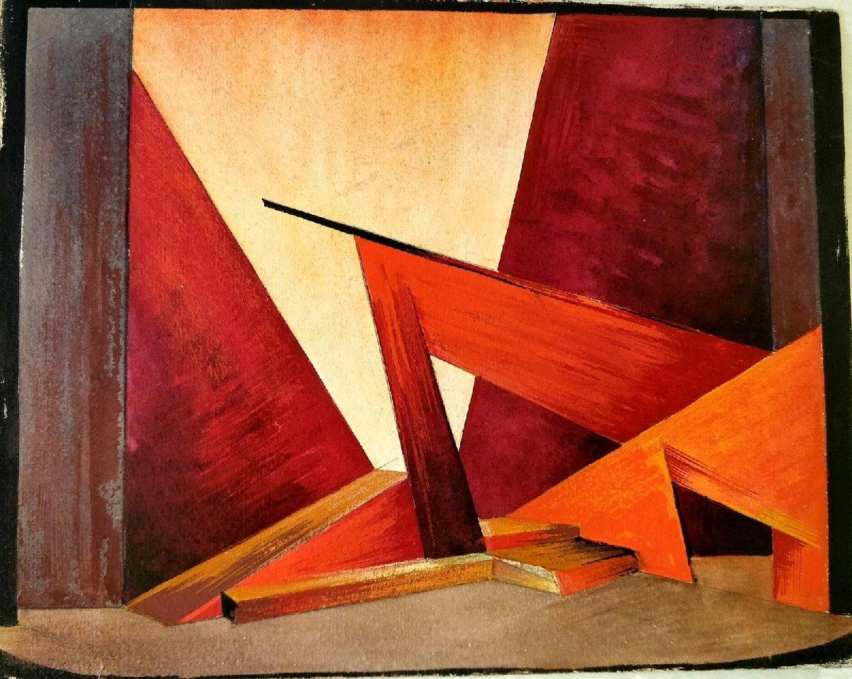 Выставка «Цвет иформа: ВХУТЕМАС– ГИНХУК»