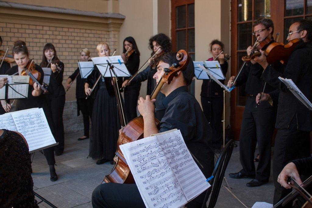 Концерт «Leto. Классика вАлександровском парке»