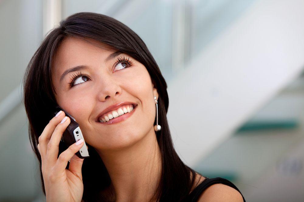 Картинки общения в телефоне