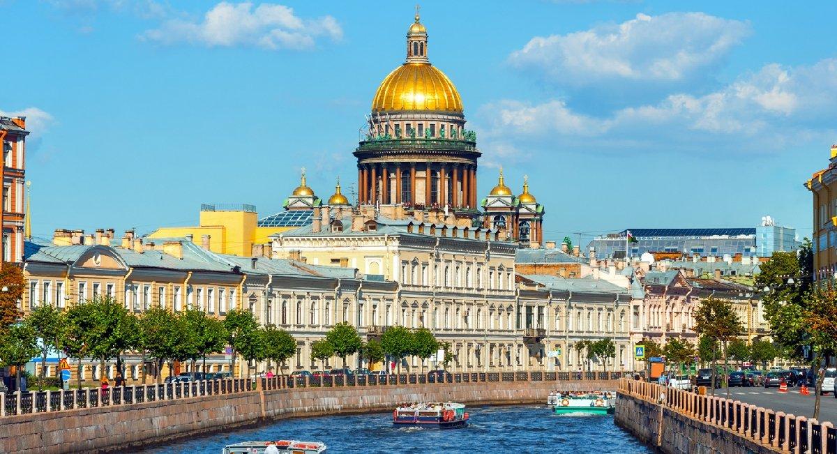 Топ-10 интересных событий вСанкт-Петербурге навыходные 4 и5 августа