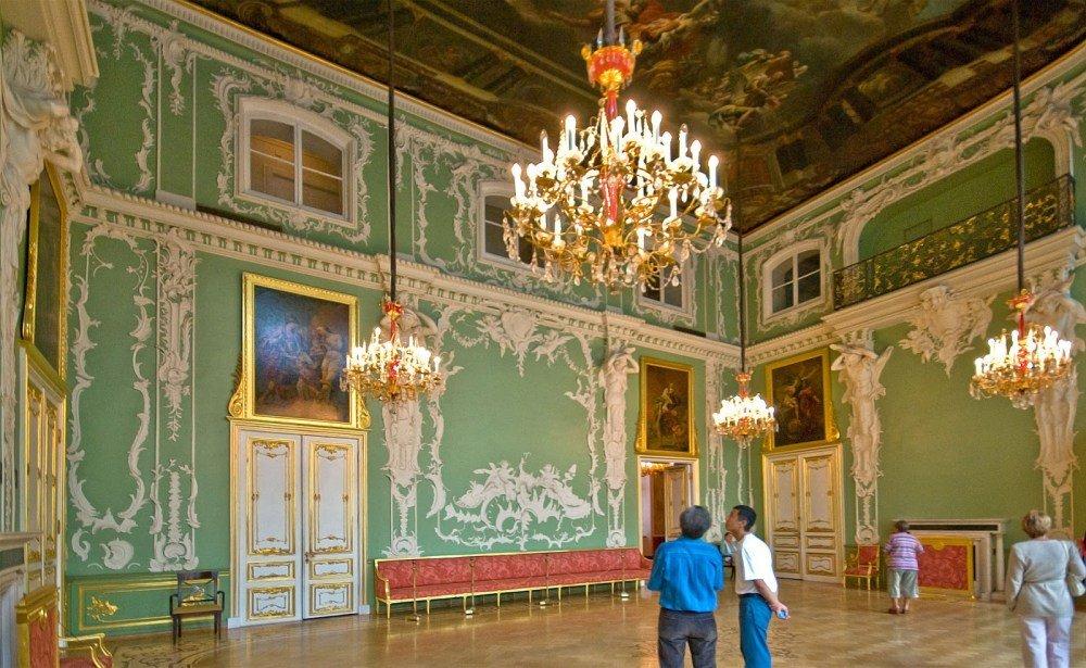 Музыкальные четверги вСтрогановском дворце