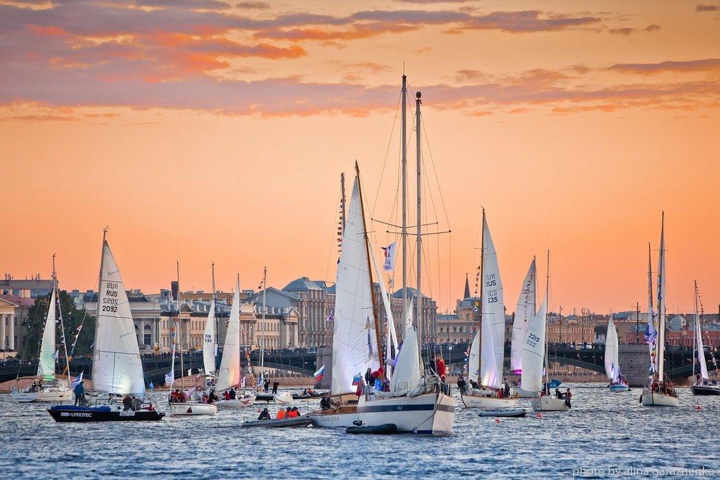 Фестиваль «Балтийская яхтенная неделя» 2019