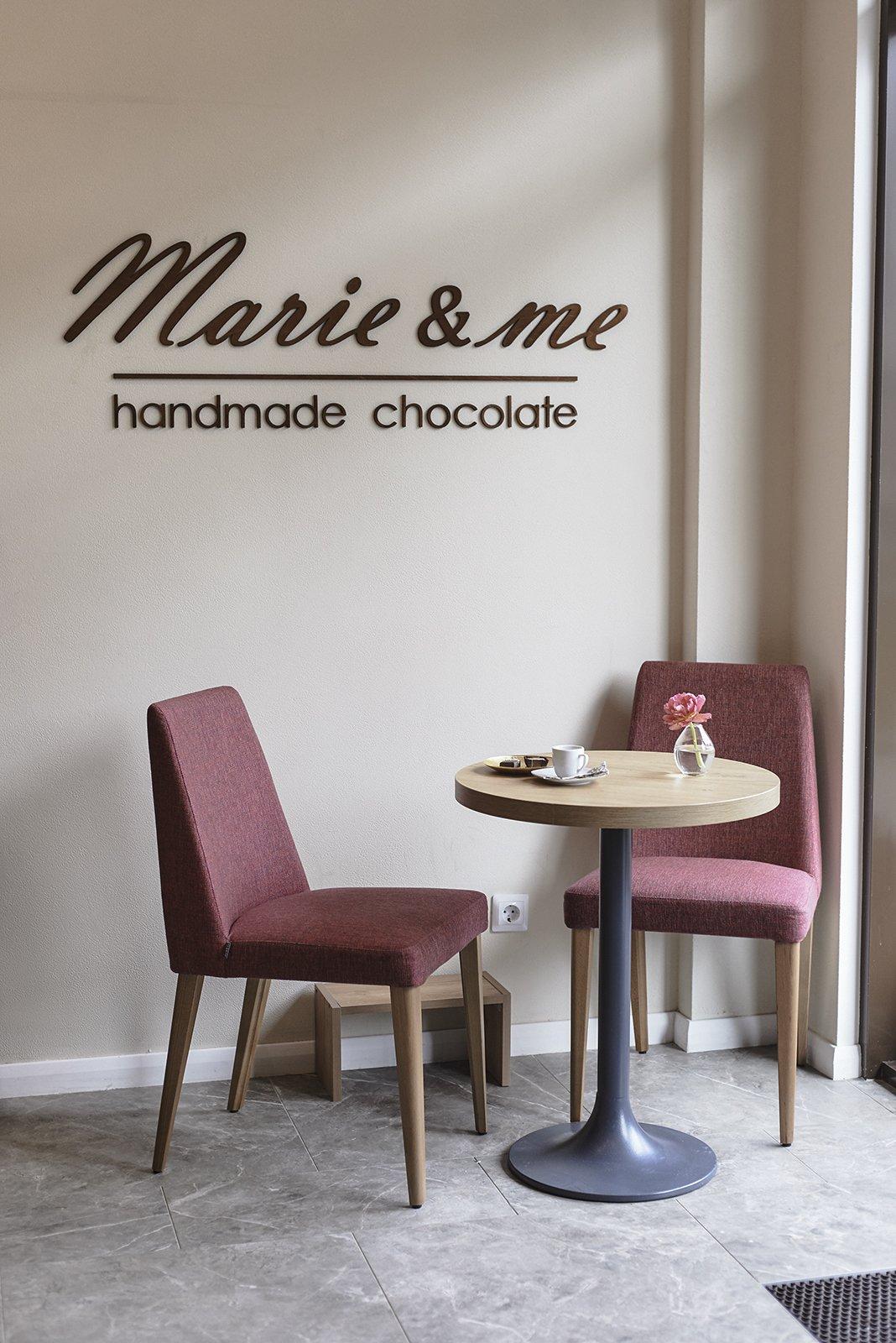 Ателье шоколада Marie & me