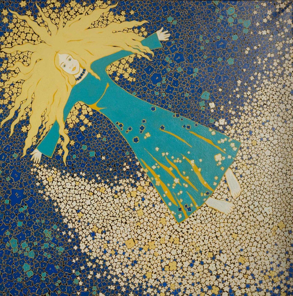 Выставка работ Анастасии Полозовой «Настроение»