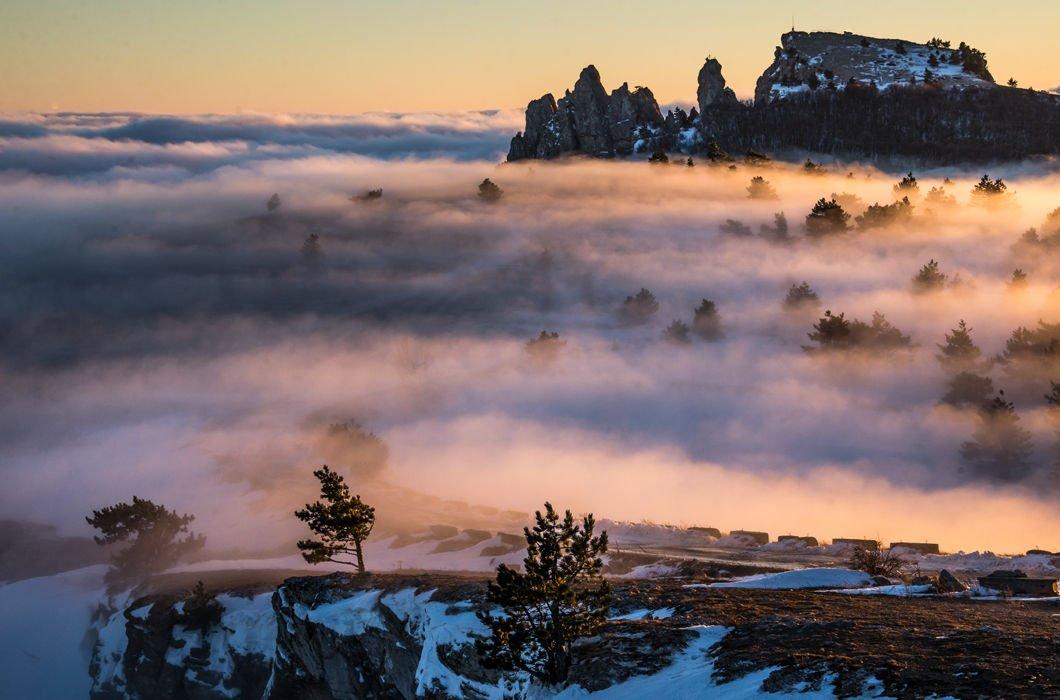 завораживающие российские пейзажи фото котласе