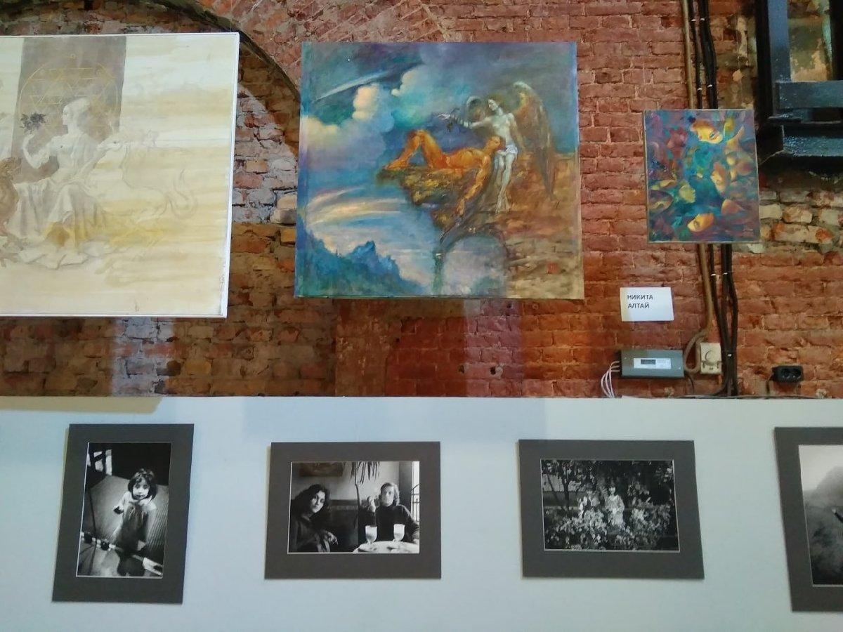 Выставка «АртАнгел»