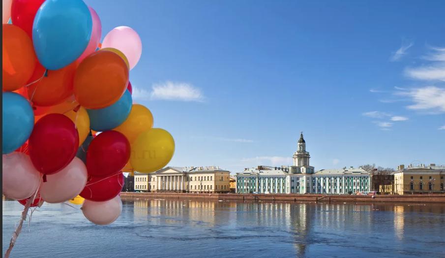 Топ-10 интересных событий вСанкт-Петербурге навыходные с3 по5 ноября