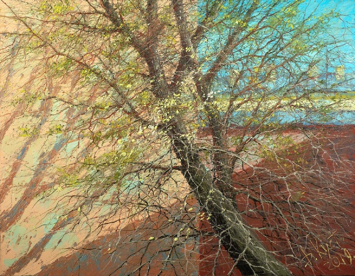 Выставка «Цветные сны белых ночей Петербурга»