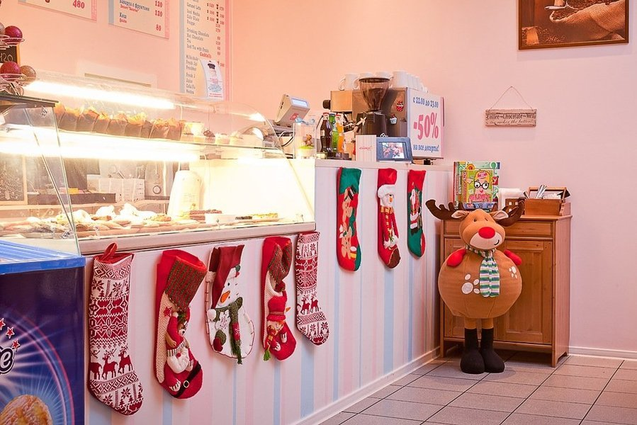 Кафе-кондитерская The Cookie Shop