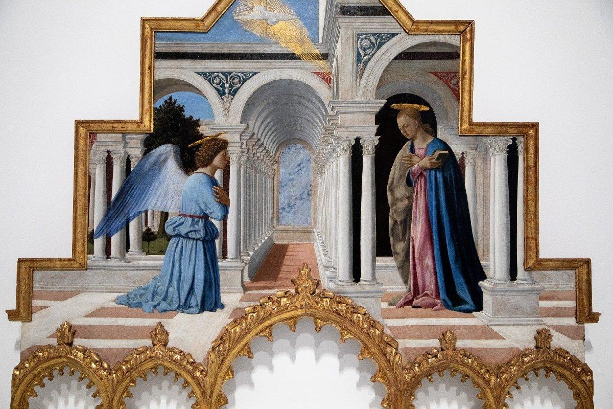 Выставка «Пьеро делла Франческа. Монарх живописи»