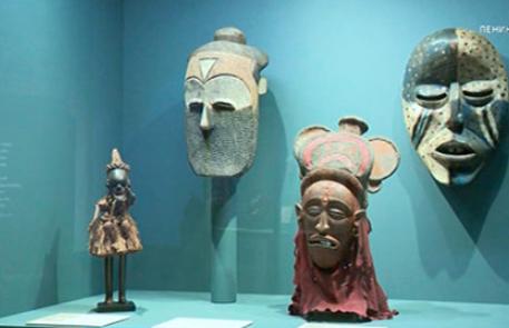 Выставка «Трансфигурации. Маски Африки XIX– XXвеков»