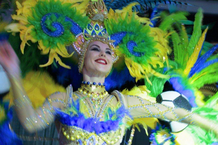 Цирковое представление «ЭпиЦЕНТР мира»