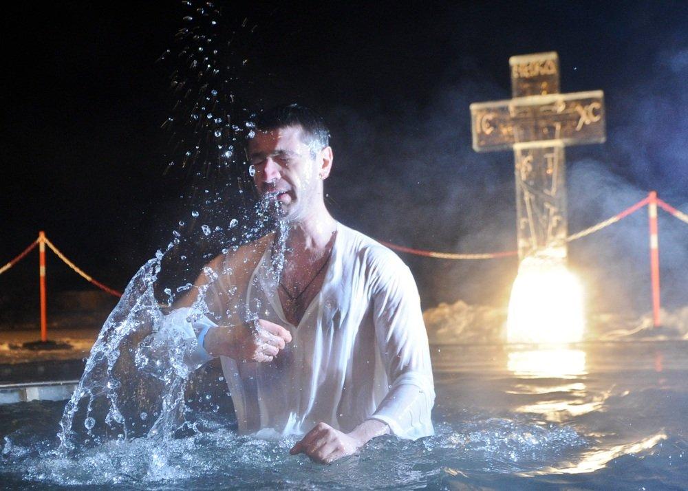 Крещенские купания 2016