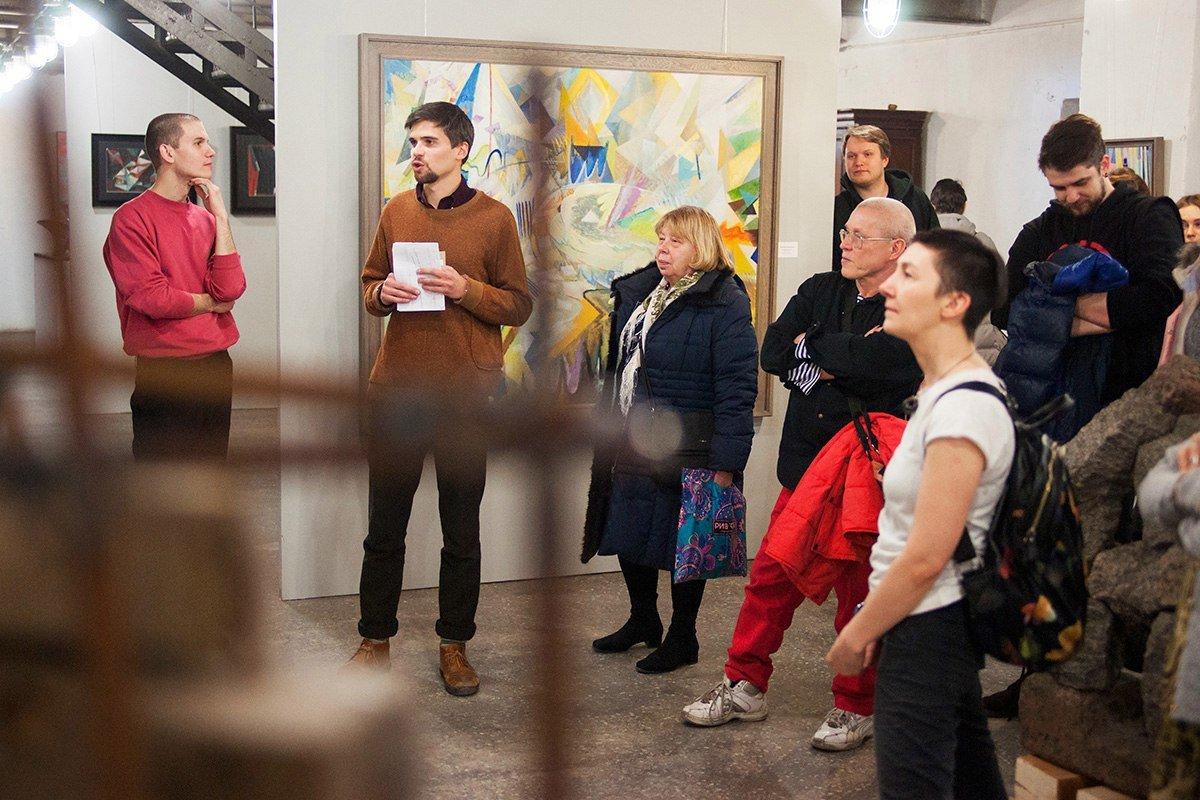 Выставка «Дом художников»