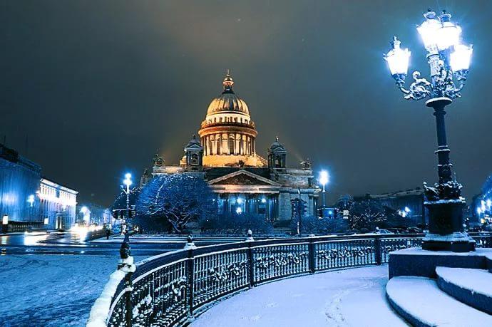 Топ-10 интересных событий вСанкт-Петербурге ввыходные 20 и21 января