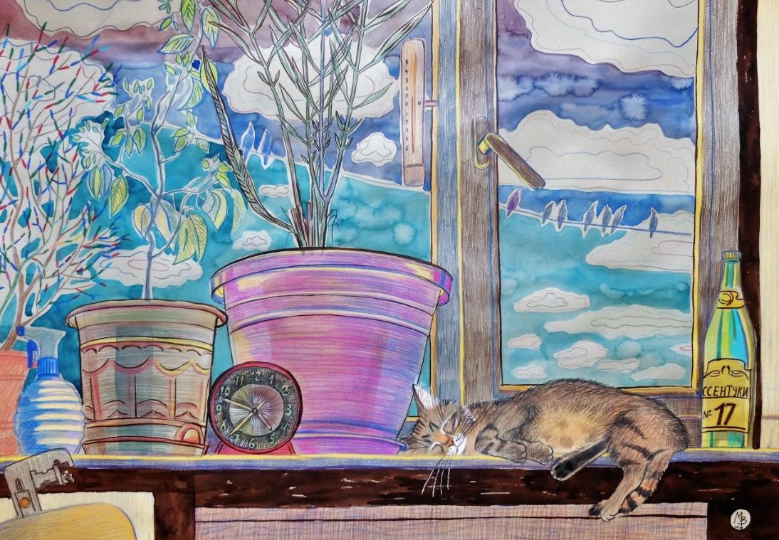 Выставка «Питерское лето»