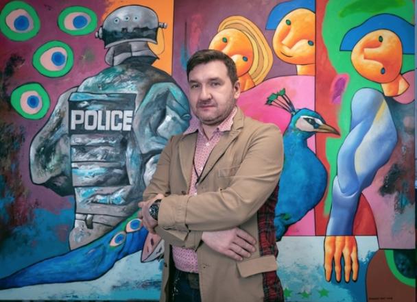 Выставка Дмитрия Стрижова «Совместимость»