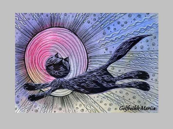 Выставка «Теплые коты» вбиблиотеке Н. В. Гоголя