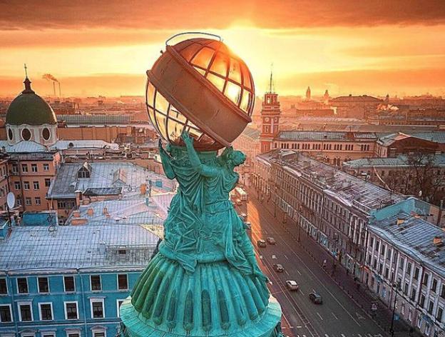 Топ лучших событий вСанкт-Петербурге навыходные 14 и15 апреля