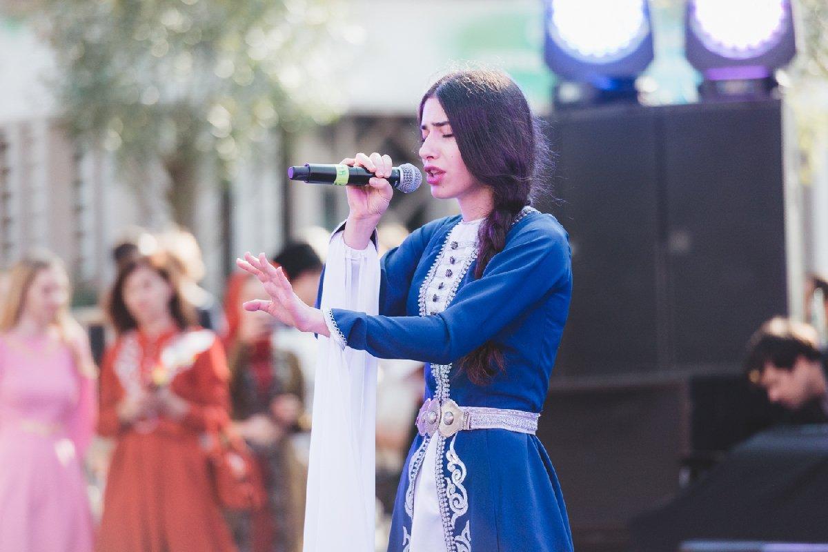 Фестиваль «Северный Кавказ: синтез мира, синтез искусств» 2019