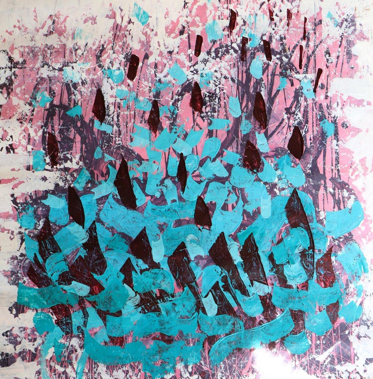 Выставка «Моя Родина. Поэма линии ицвета»
