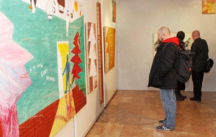 Выставка «Иван Сотников: живопись XX-XXI веков»