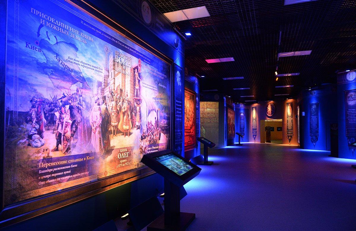 Исторический парк «Россия— Моя история» вСанкт-Петербурге