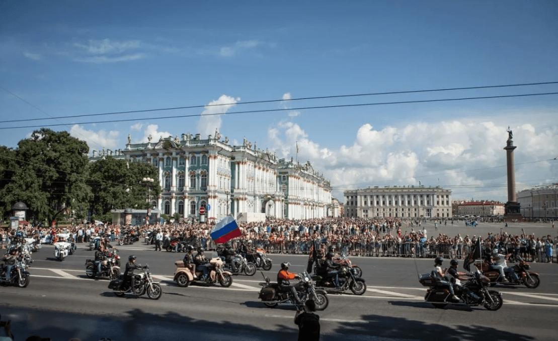 Международный фестиваль «Мотостолица» 2019
