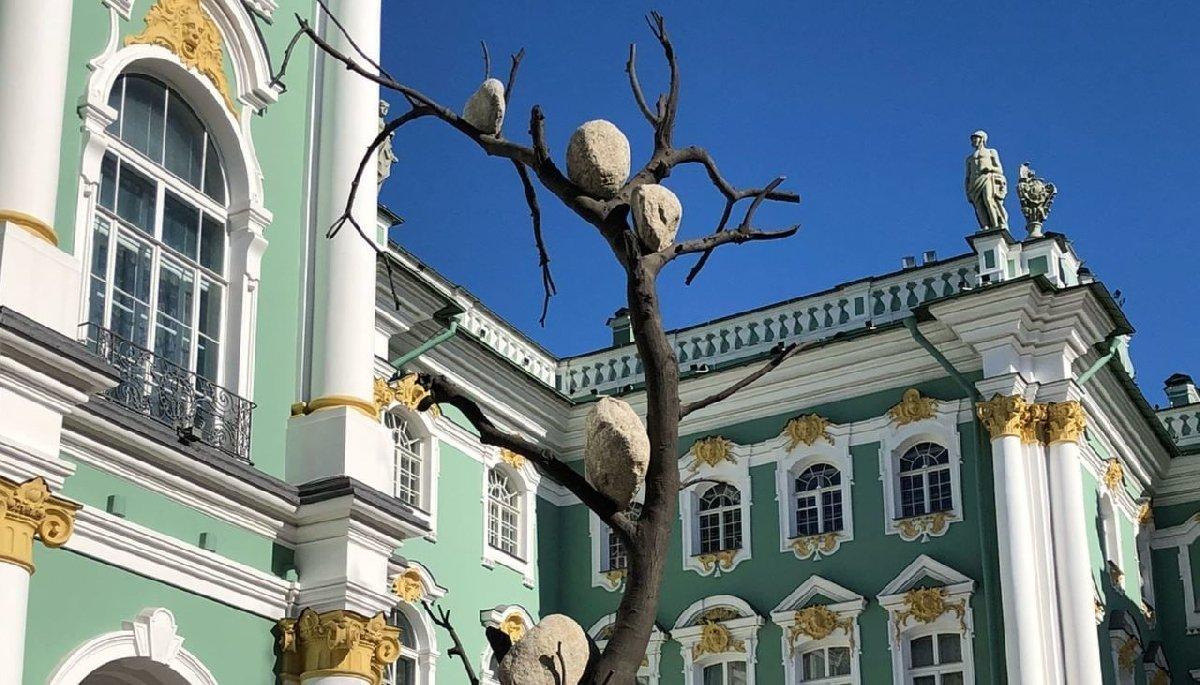 Выставка скульптуры «Идеи изкамня— 1372 кгсвета»