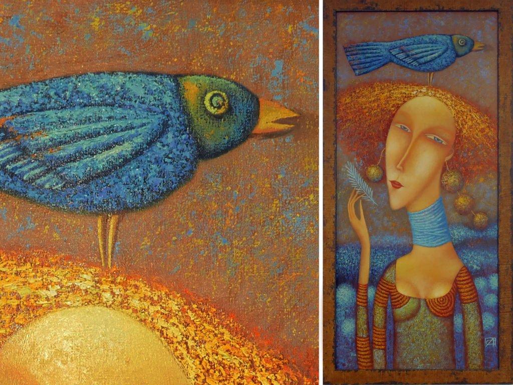 Выставка современного изобразительного искусства России иБлижнего Зарубежья