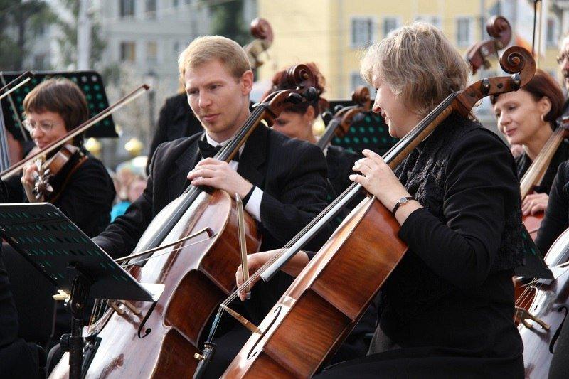 Проект «День русской музыки» наПлощади Искусств