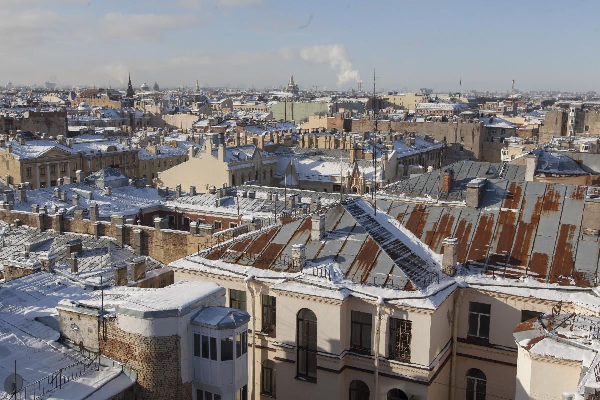 Экскурсия «Весь центр Петербурга скрыши» лето 2021