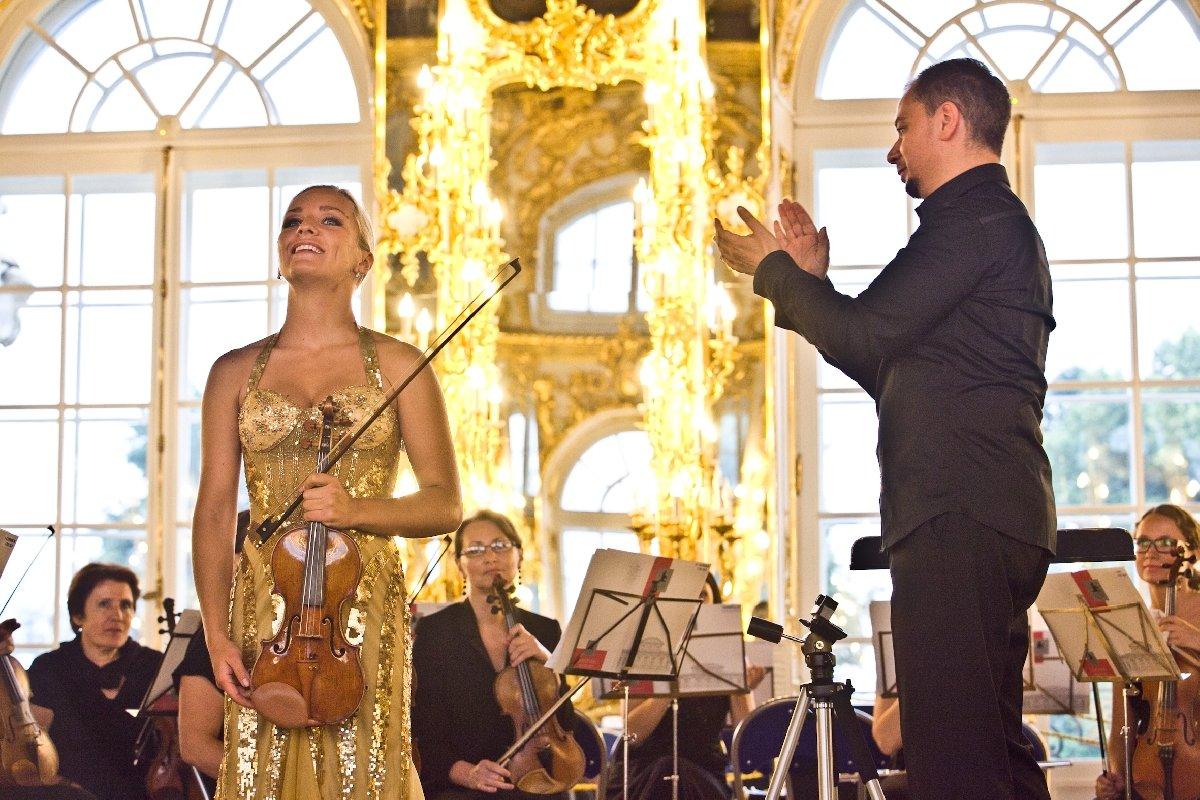 XXVI Международный музыкальный фестиваль «Дворцы Санкт-Петербурга»