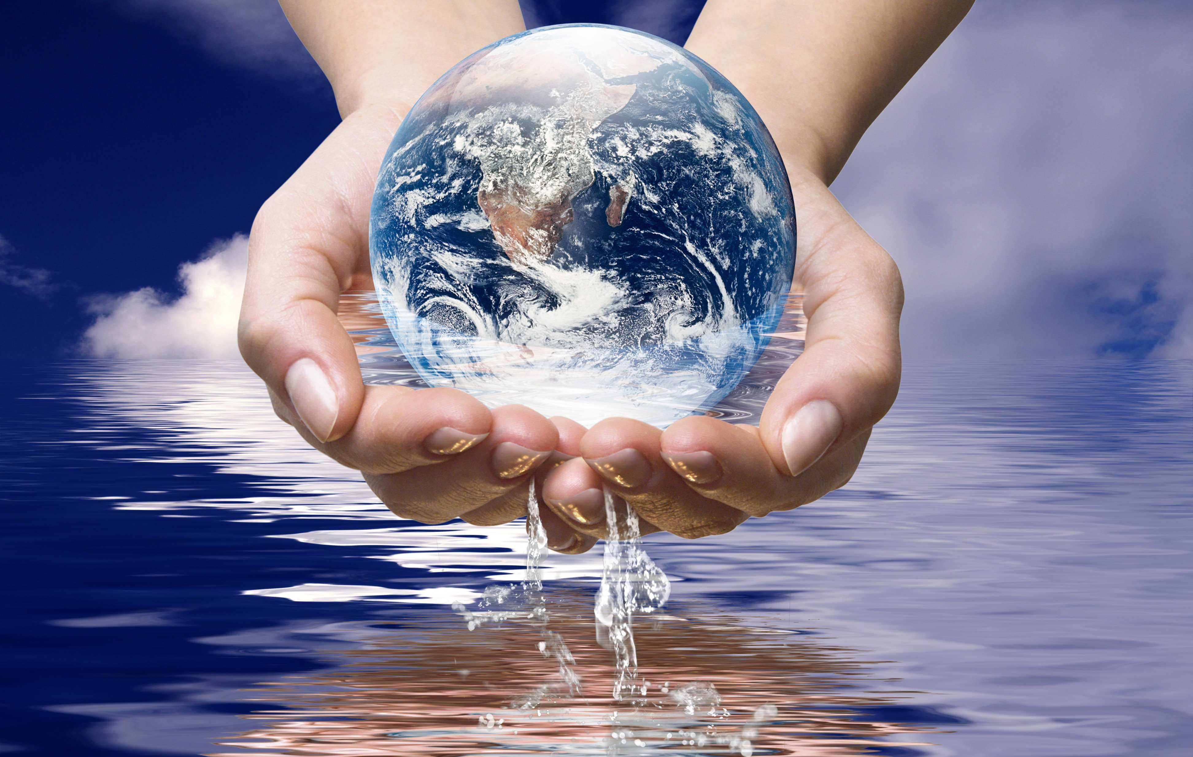 Шоу «Всемирный день воды»