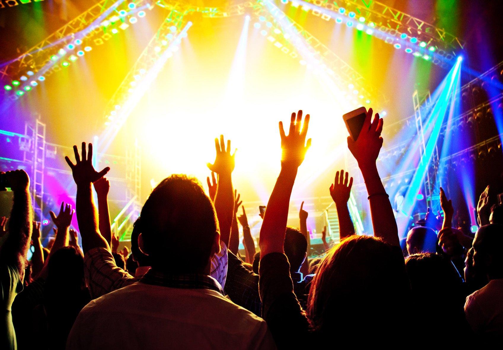 Фестиваль «Наши вгороде. Музыка свободы» 2016