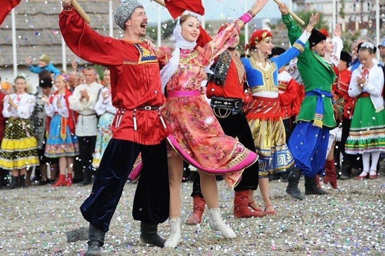 Фестиваль казачьей культуры «Атаманский клинок»
