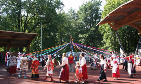 Фестиваль художественного творчества малочисленных финно-угорских исамодийских народов 2018