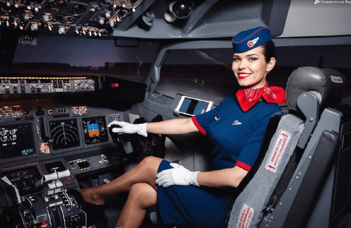Авиатренажер Dream Aero вСанкт-Петербурге