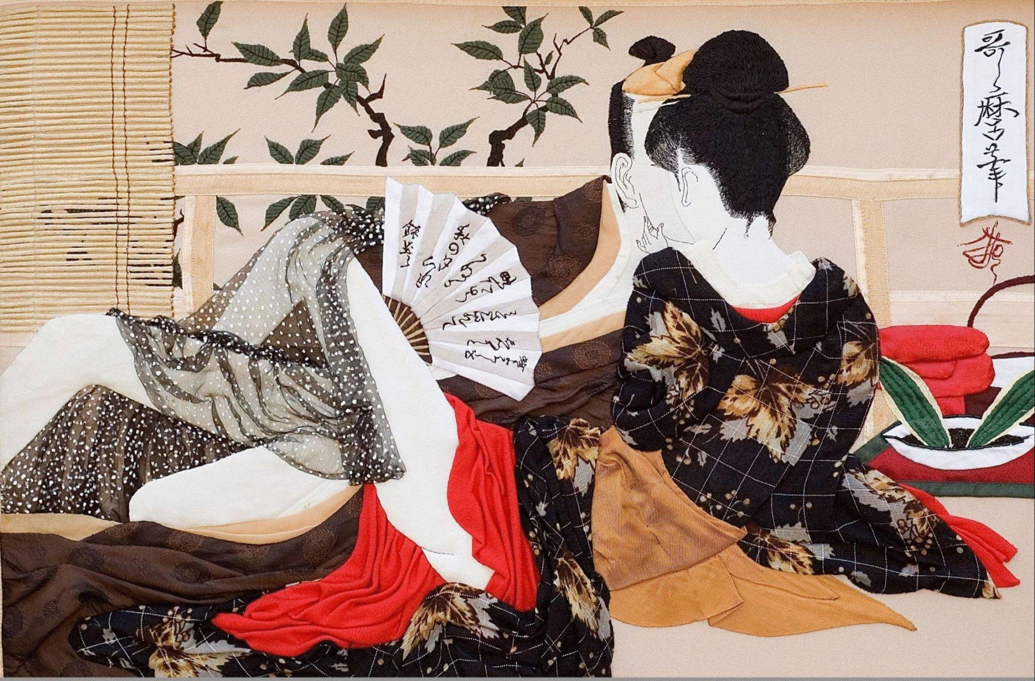 Японская камасутра рисунки фото 273-868