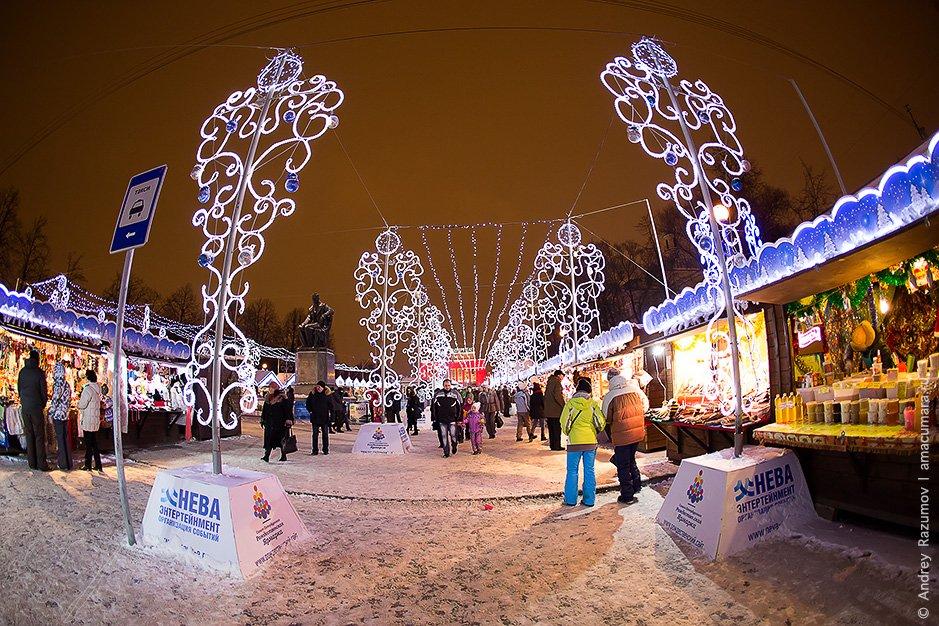 Санкт-Петербургская Рождественская Ярмарка 2019