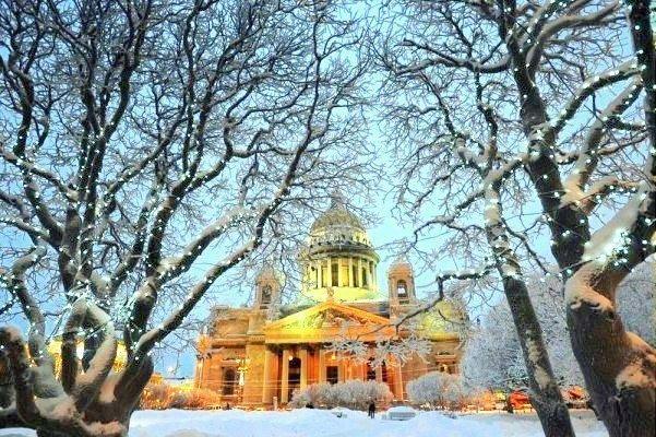 Топ лучших событий вСанкт-Петербурге навыходные 27 и28 января