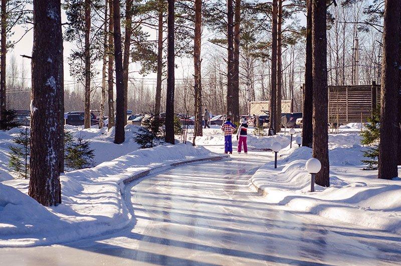 Курорт «Охта Парк»