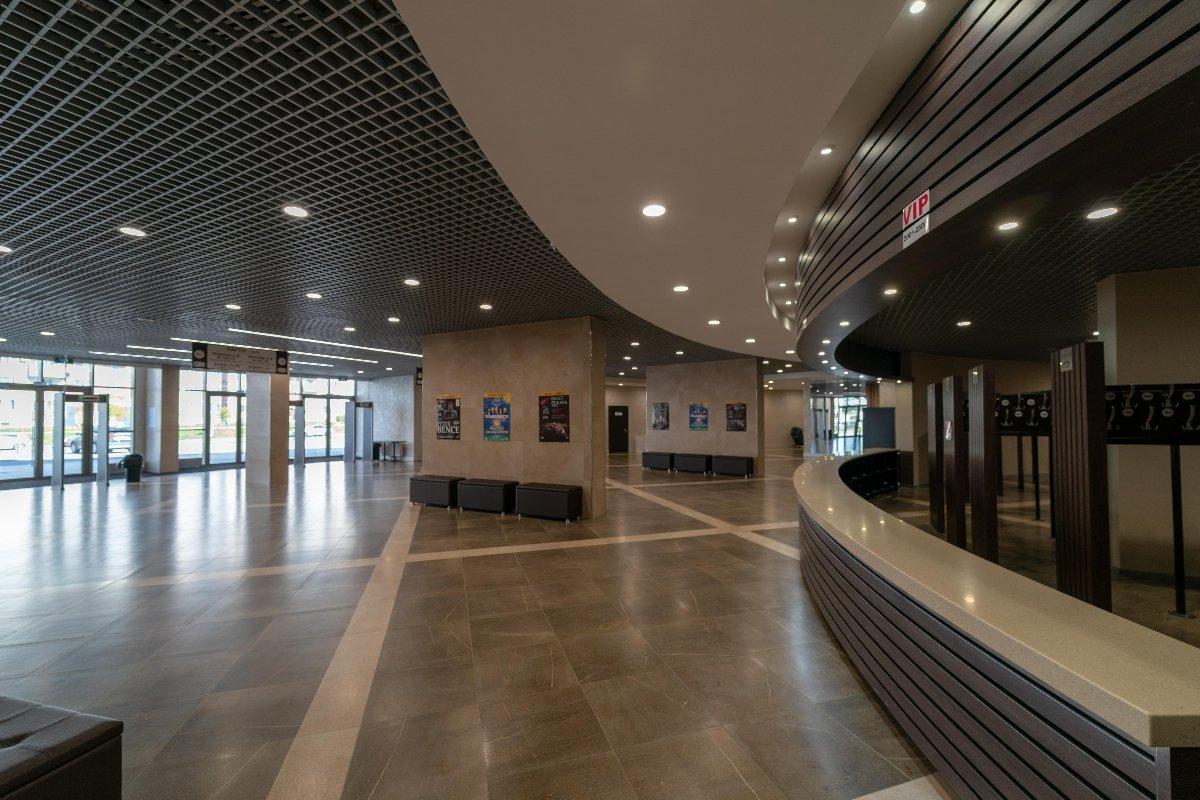 Концертно-спортивный комплекс «Тинькофф Арена»