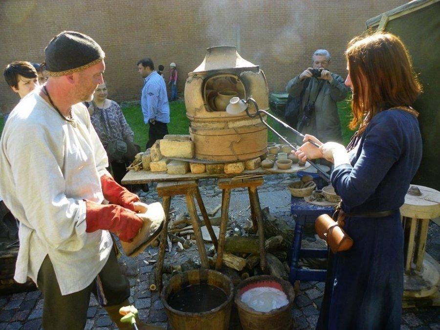 Фестиваль «Ремесленные икулинарные традиции Литвы»