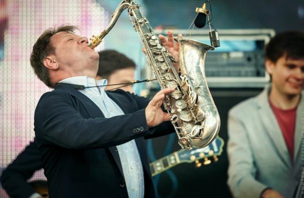 Джазовый фестиваль «Большой джем» 2018