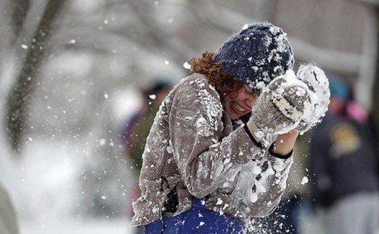 «Снежная Битва 2016»
